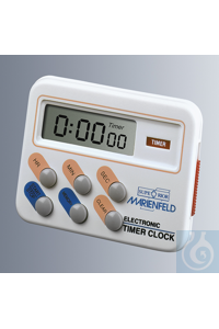 Universal timers, with digital display and signal, with magnet, clip, base and battery....