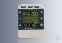 """Timer """"Labor 3"""" electronic timer featuring two modes: timer mode with 3..."""