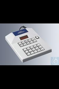 Cellcounter 2001, elektronisches Blutbildzählgerät mit Digitalanzeige, 6 Funktionstasten, 15...