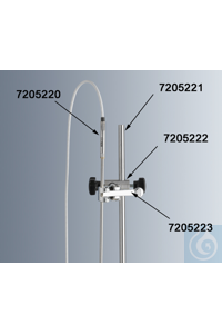 Pt100-probes, for connection to our magnetic stirrers M21 and M23