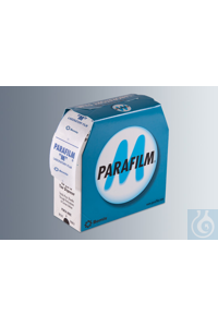"Parafilm® ""M"" 75 m x 10 cm, laboratory film for sealing vessels, length 75 m, width 10 cm, in..."