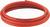 Gassicherheitsschlauch DIN, 750 mm DIN-Norm 30664,1, Außen Ø 14 mm, Innen Ø 10 mm