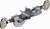 2Artikel ähnlich wie: Doppelmuffe für Stäbe bis 16 mm, Zinkdruckguss, pulverbeschichtet Schrauben...
