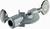 2Artikel ähnlich wie: Einfachmuffe für Stäbe bis 16 mm, Zinkdruckguss, pulverbeschichtet Schrauben...