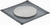 Ceramic Gauze 200 X 200 mm galvanized steel wire*ceramic centre