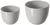 Schmelztiegel, Porzellan, 40 mm Ø, glasiert, DIN 12904 mittelhoch, Wandung 2 mm,...