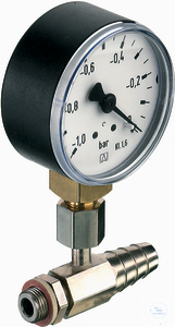 Vacuum Gauge For all water jet pumps available