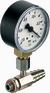 Vakuummeter für Wasserstrahlpumpe für alle Usbeck-Wasserstrahlpumpen erhältlich