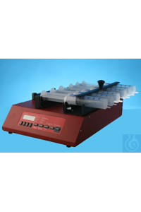 Spritzenpumpe LA-190, 12-Kanal,  RS232, programmierbar  Spritzenpumpe für den Einsatz im Labor...