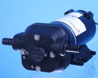 Industrial Diaphragm Pump, 24 volt d.c, with 230-volt AC adapter,15 lpm - Output: up to 15...