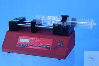 Spritzenpumpe LA-800 Hochdruck, RS232, programmierbar