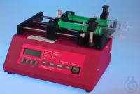 Spritzenpumpe LA-120, 2-Kanal, RS232, programmierbar  Spritzenpumpe für den Einsatz im Labor mit...