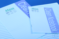 3Artikelen als: Cleanroom logbook A4, lined pages, consecutive number Finish: Lined pages...