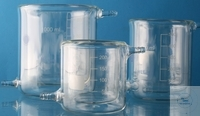 beakers, jacketed, diff. volumes 100,150,250,500,800,1000,2000 ml Designed for a variety of...