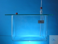 All-glass test chamber. L 360* B.230*H260 All-glass test chamber. L 360*...