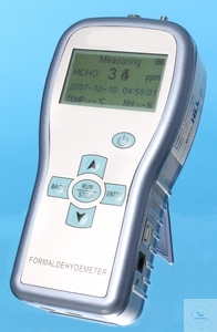 Formaldehyde Monitor Formaldehyde (HCHO) in air, measuring range 0-5 ppm...