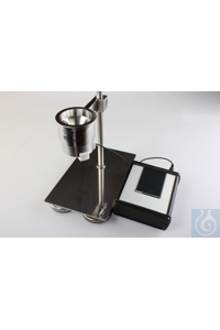 Powdergauge 1, automatic time measurement of flow rate With assistance of the Powdergauge 1 the...