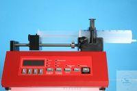 Spritzenpumpe LA-30 Spritzenpumpe für den Einsatz im Labor mit variabler Pumpgeschwindigkeit zum...