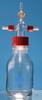 Sicherheits- Gaswaschflasche mit Druck- / Belüftungshahn Diese Flasche wurde für den Einsatz als...