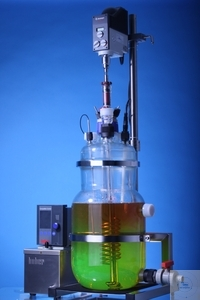 Laboratory reactor My Ferm I, 20 litres , set Complete fermenter with stand Complete fermenter...