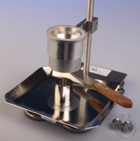 Apparatur zur Bestimmung der Fülldichte DIN-EN-ISO-3923-1 ASTM B964 CarneyFunnel    Diese...