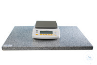 Weighing Bench for laboratory tables. Heavy Stone Plate. Polished and smooth....