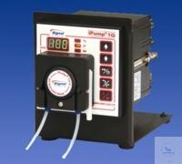 Mikro Peristaltikpumpe iPump3Q, bis 513 ml/min, Zeitsteuerung Die Peristaltikpumpe iPump3Q ist...