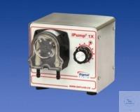 Mikro Peristaltikpumpe iPump1X, bis 164 ml/min Nicht mehr lieferbar, bitte Alternativartikel...