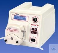 Schlauchpumpe iPump2F, Flussraten bis 700 ml/min, Dosierfähigkeit