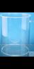 Betäubungskammer für Tiere CO2-Anästhesie, ä.D. ca. 250 mm, H. ca. 300 mm Die...