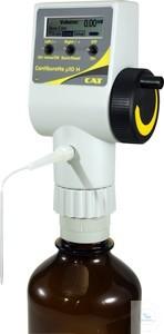 Bottletop burette  µ10H These Contiburettes enables to dispense liquid with...