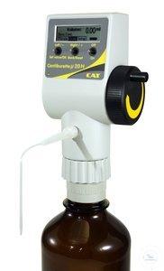 Bottletop burette  µ 20H These Contiburettes enables to dispense liquid with...