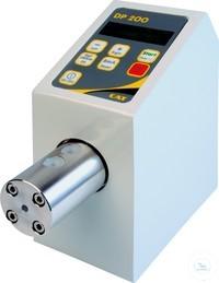 Mikrodosierpumpe DP 200   Typ 200 VCS Mikrodosierpumpe mit digitaler...