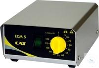 Magnetrührer ohne Heizung ECM 5    100-250 V AC Kompakter und...