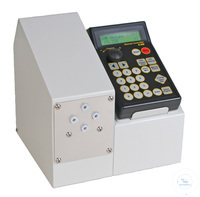 Mikrodosierpumpe HPLH 200 PF  pulsationsfrei Mikrodosierpumpe in beschichtetem Stahlgehäuse,...