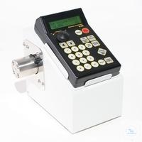 Mikrodosierpumpe  HPLH 20 V Mikrodosierpumpe in beschichtetem Stahlgehäuse,  Pumpenkopfkeramik in...