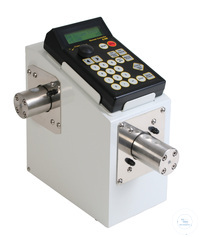 Micrometering pump HPLH 20 VCS with an integrated rinse pump The successful microprocessor...