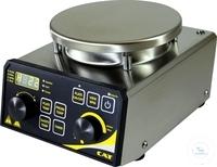 2 Artikel ähnlich wie: Magnetrührer mit Heizung  M 21  230 V Der heizbare Magnetrührer bietet die...