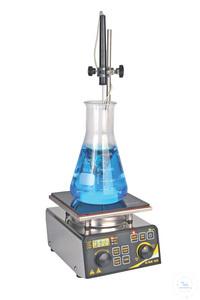 2 Artikel ähnlich wie: Magnetrührer mit Heizung  M 23     230V Der heizbare Magnetrührer bietet die...