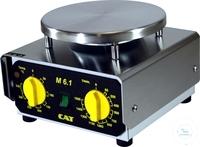 2Artículos como: Magnetrührer mit Heizung  M 6.1      230V Heizbarer Magnetrührer für einfache...