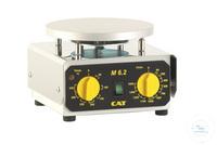 2Artículos como: Magnetrührer mit Heizung  M 6.2     230V Heizbarer Magnetrührer für einfache...