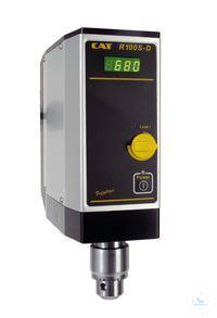 3Artículos como: Rührmotor    R 100 SD        230V Leistungsstarkes Laborrührwerk, maximal:...