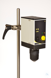 3Panašios prekės R 18 Laboratory stirrer, 18 Ncm torque, electronic feed-back speed control...
