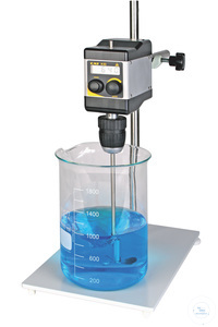 """Overhead Stirrer R 20D-PC The main features of this """"power pack"""" are its very..."""
