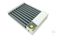 Taumelrollenmischer mit 10 austauschbaren Rollen   RM 10W   24 VDC Fünf bzw....