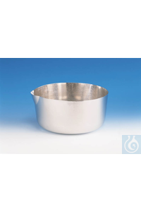 Dish/apparatus platinum 35 ml Dish/apparatus platinum 35 ml