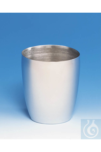 Crucible/apparatus platinum, cap. 15 ml Crucible/apparatus platinum, cap. 15 ml