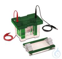 GELGUSSBASIS 10 CM    Zubehör zum EVS1100-Serie-Elektrophorese-System.  ...