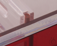 ENDDICHTUNGEN    Zubehör zum EHS3100-Serie-Elektrophorese-System.  ...