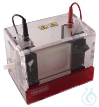 EVS3100-SYS VERTIKALES SYSTEM 10X10 CM    vertikale Elektrophoreseeinheit  ...